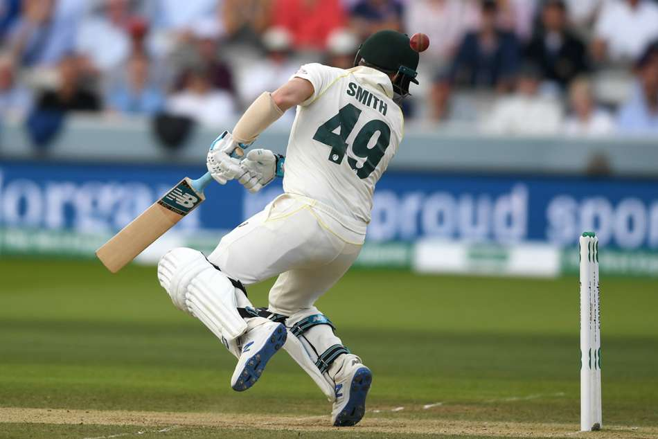 Steve Smith Scare At Lords As Australia Star Is Hit By England Jofra Archer Bouncer