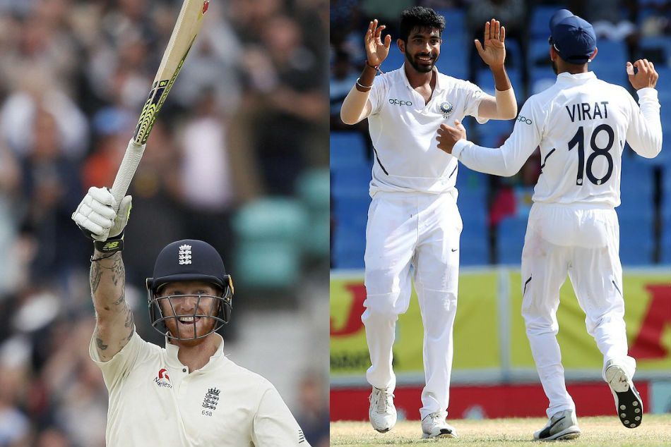 Ben Stokes, Jasprit Bumrah rise to career-high Test rankings after match-winning performances