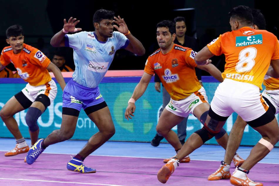 PKL 2019: Tamil Thalaivas, Puneri Paltan play out entertaining draw