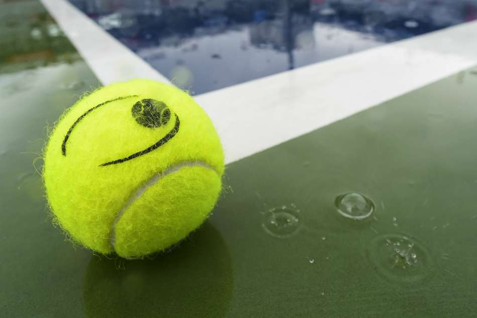 Severe weather and power outages wreak havoc at Winston-Salem Open