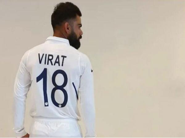 India Vs West Indies: Virat Kohli, Ajinkya Rahane, Rishabh Pant flash their new Test jerseys with numbers and names