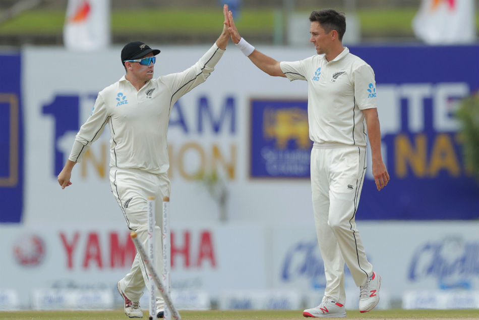 Trent Boult enters in top five