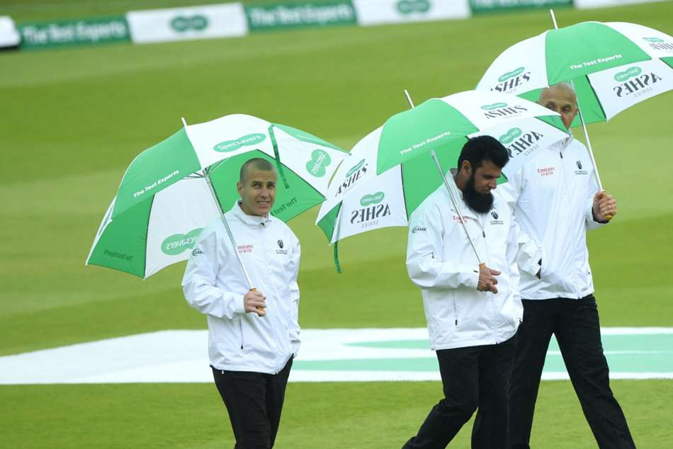 Ashes 2019 Day One Washed Out At Lord S