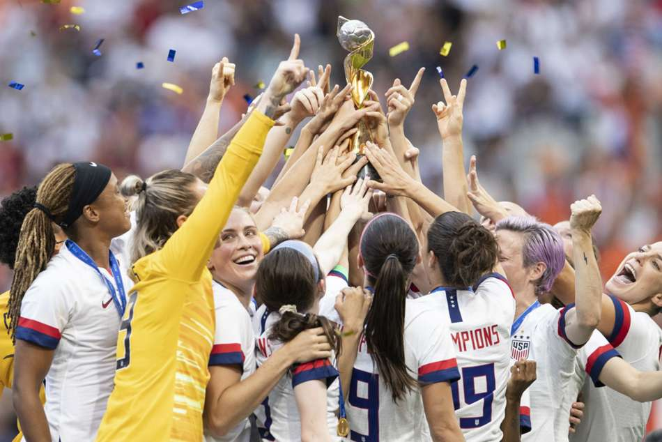 USA World Cup win