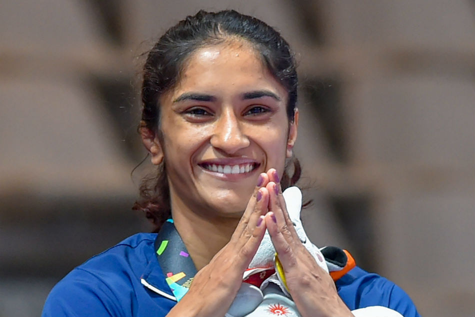 Vinesh Phogat Suffers Defeat In Final Of Medved Event In Belarus