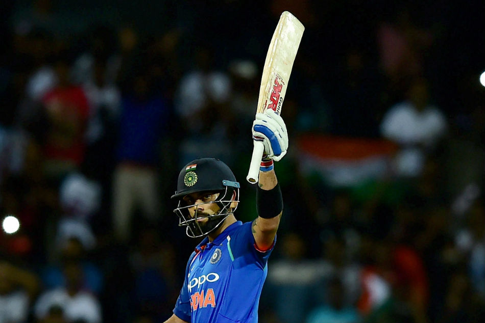 Virat Kohli completes 11 years in international cricket, wishes pour in on Twitter