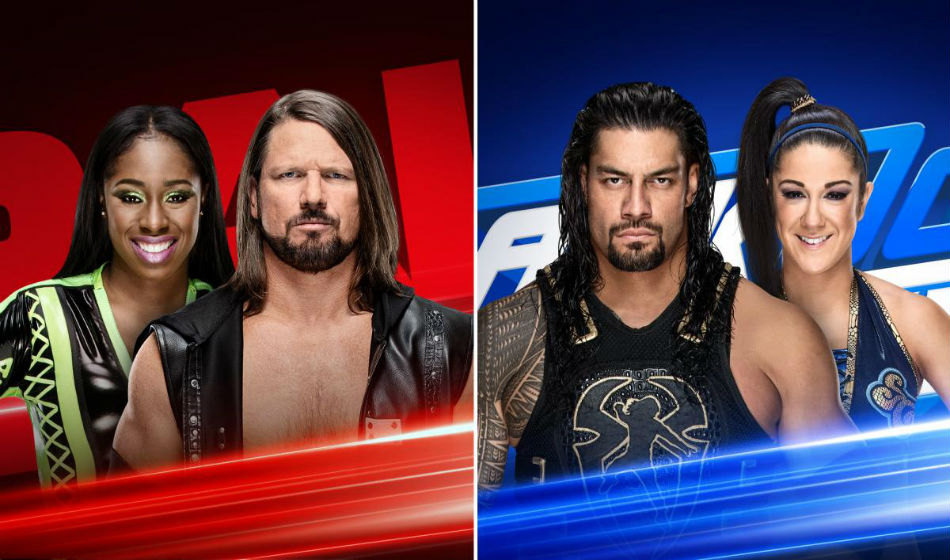 Update On Wwe Raw And Smackdown Live Brand Split Via A Draft