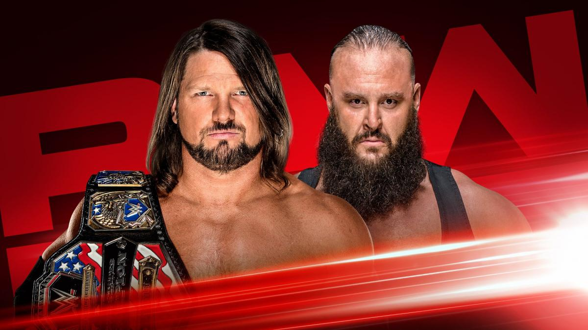 WWE Monday Night Raw preview & schedule: August 19, 2019
