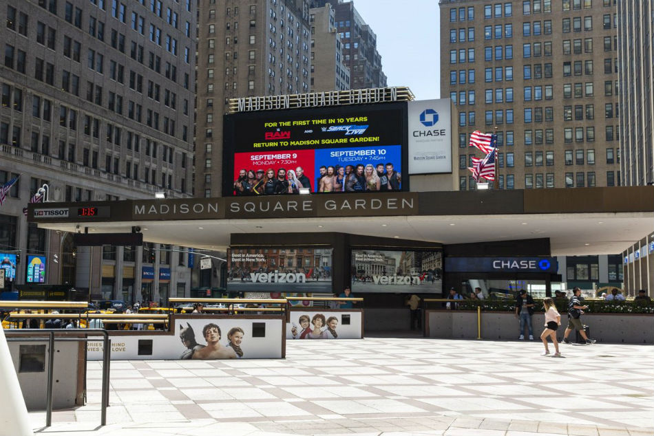 Big Main Events Revealed For September As Wwe Returns To Msg