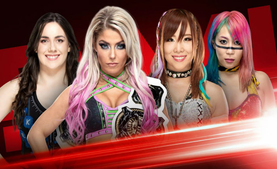 Wwe Monday Night Raw Preview And Schedule August 12 2019