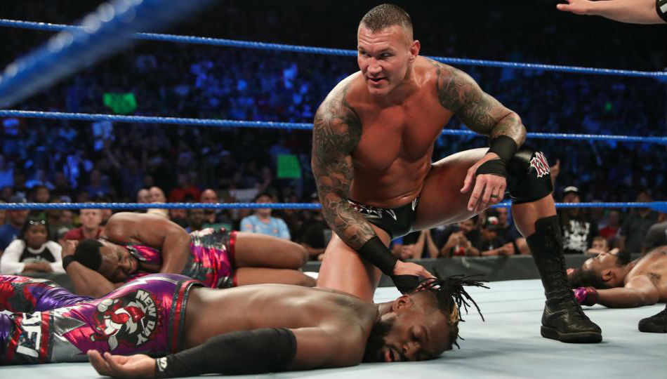 Wwe Smackdown Live Results With Highlights August 13