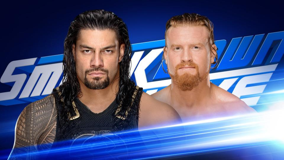 Wwe Smackdown Live Preview Schedule August 13 2019