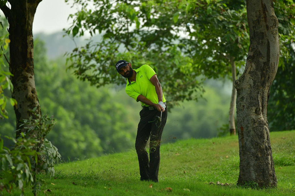 Golf Abhijit Singh Chadha Relishes Return To Favourite Venue Classic With Second Round 65