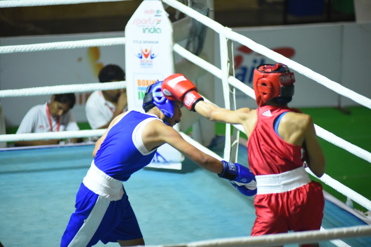 Junior Womens Boxing Nationals: Delhis Sakshi Chaudhary, Haryanas Neha shine on Day 2