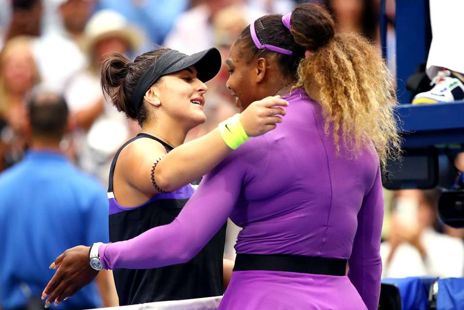 Us Open Bianca Andreescu Astonishing Victory Serena Fear Factor Crumbling