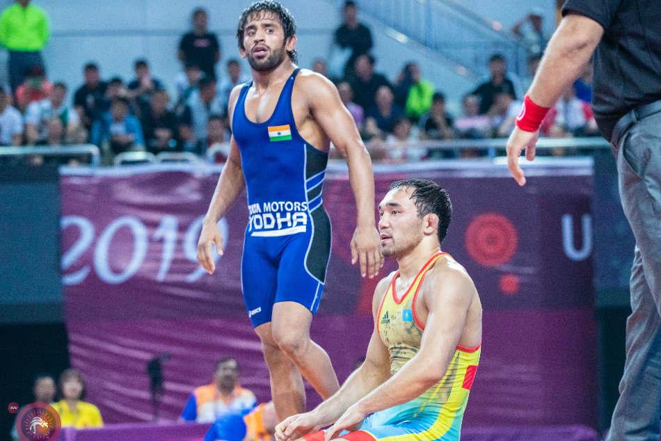 Bajrang Gets Top Billing As Indian Wrestlers Gear Up For Tokyo 2020 Berths