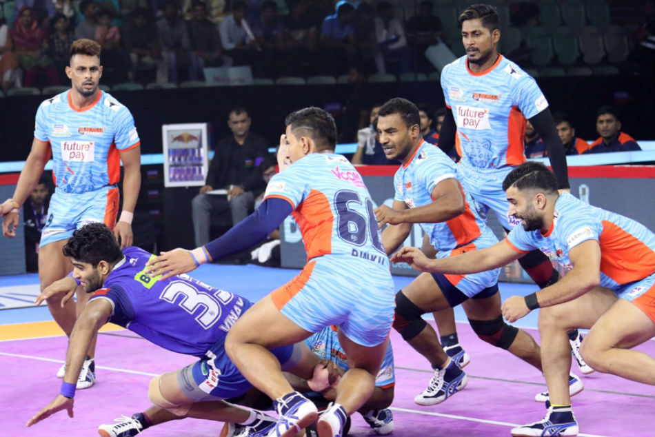 Pro Kabaddi League 2019: Preview: Semis aspirants Bengal Warriors, Haryana Steelers collide