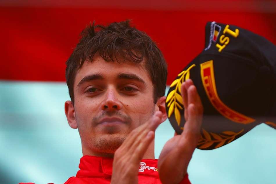 F1 Raceweek Leclerc Targets Monza Glory As Ferrari Chase Home Win
