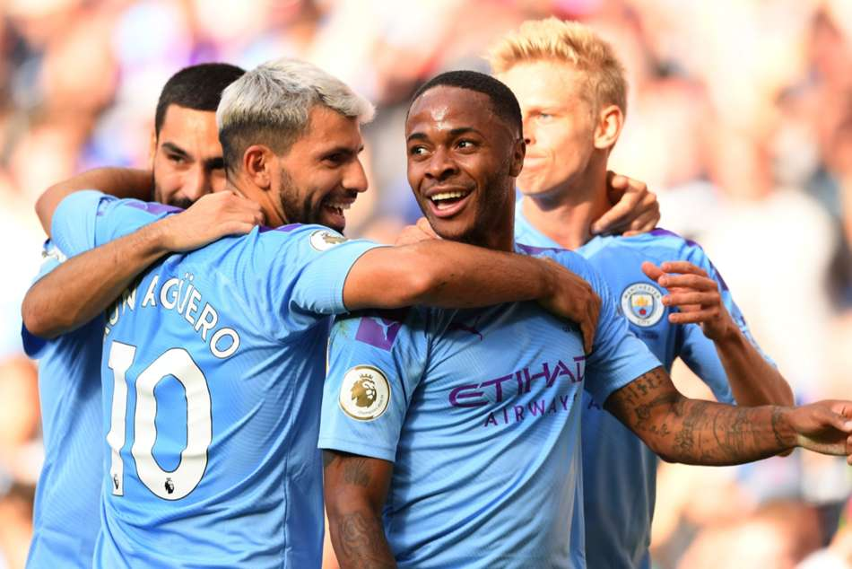 Manchester City won back-to-back Premier League titles