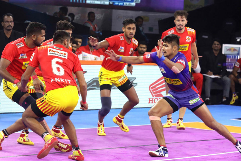Pro Kabaddi League 2019: Preview: Dabang Delhi seek revenge against Gujarat Fortunegiants