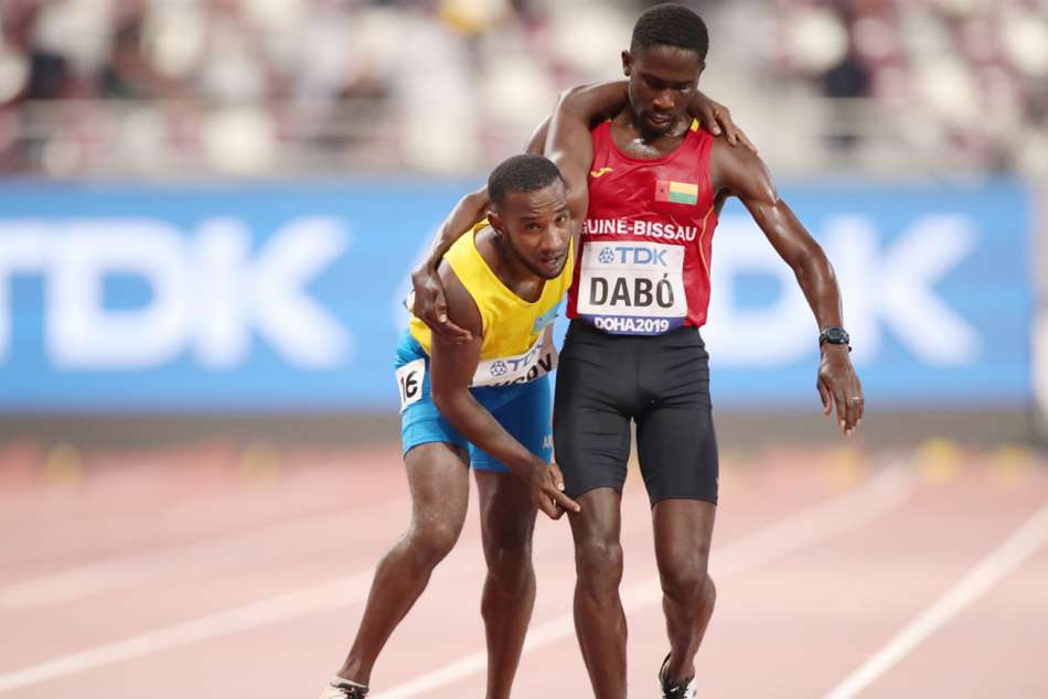 IMG DOHA 2019 WORLD ATHLETICS CHAMPIONSHIPS