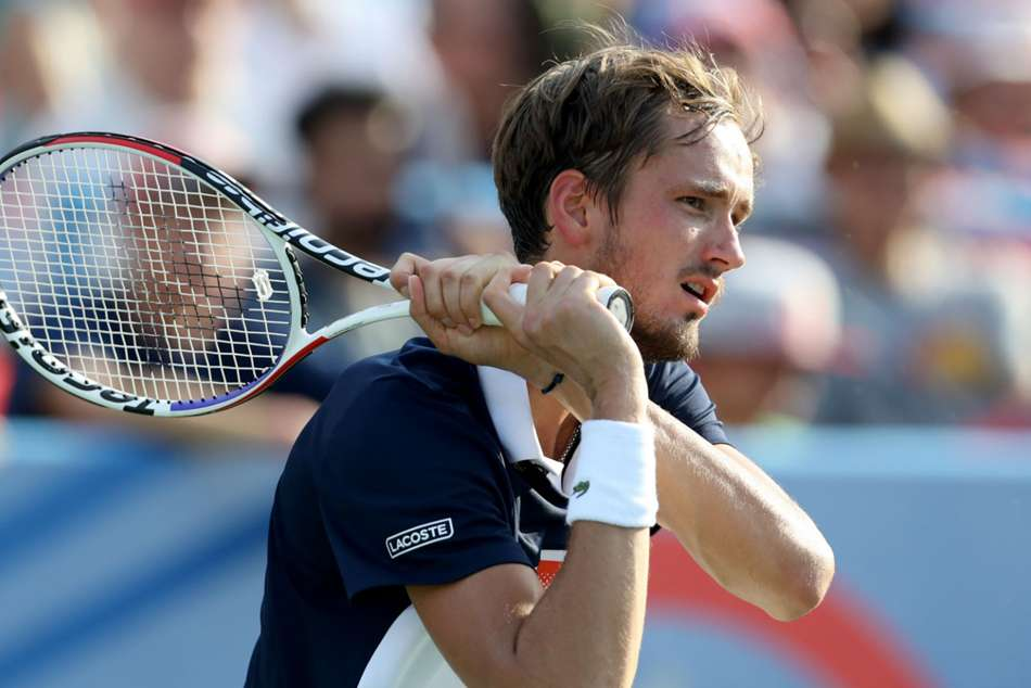 Medvedev Home Comforts St Petersburg Open David Goffin Out Moselle Open