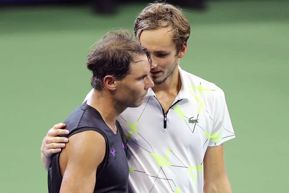Us Open 2019 Medvedev Rafa Nadal Final