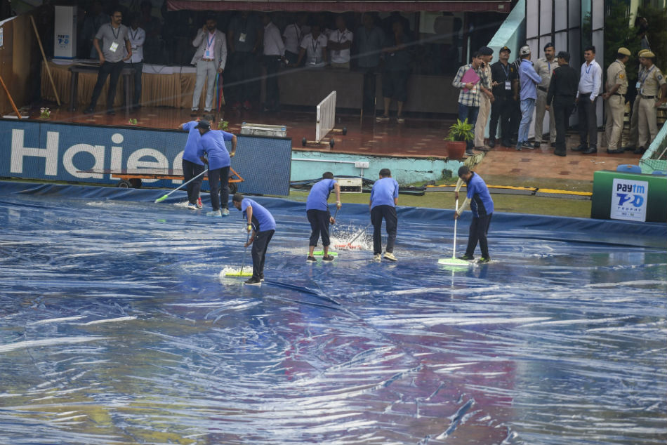 India Vs South Africa 1st T20i In Dharamsala Match Abandoned Due To Rain