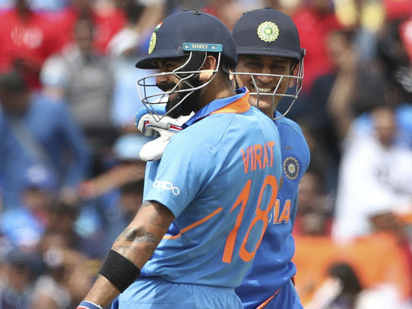 3. Kohli, others respect Dhoni: Dhawan