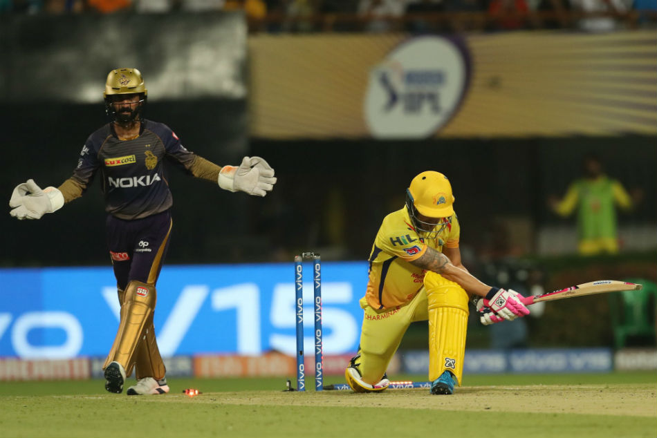 BCCI accepts Dinesh Karthik's apology for entering Trinbago Knight Riders' dressing room without permission