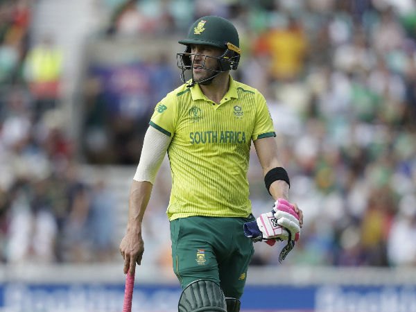 'Faf has done great things'