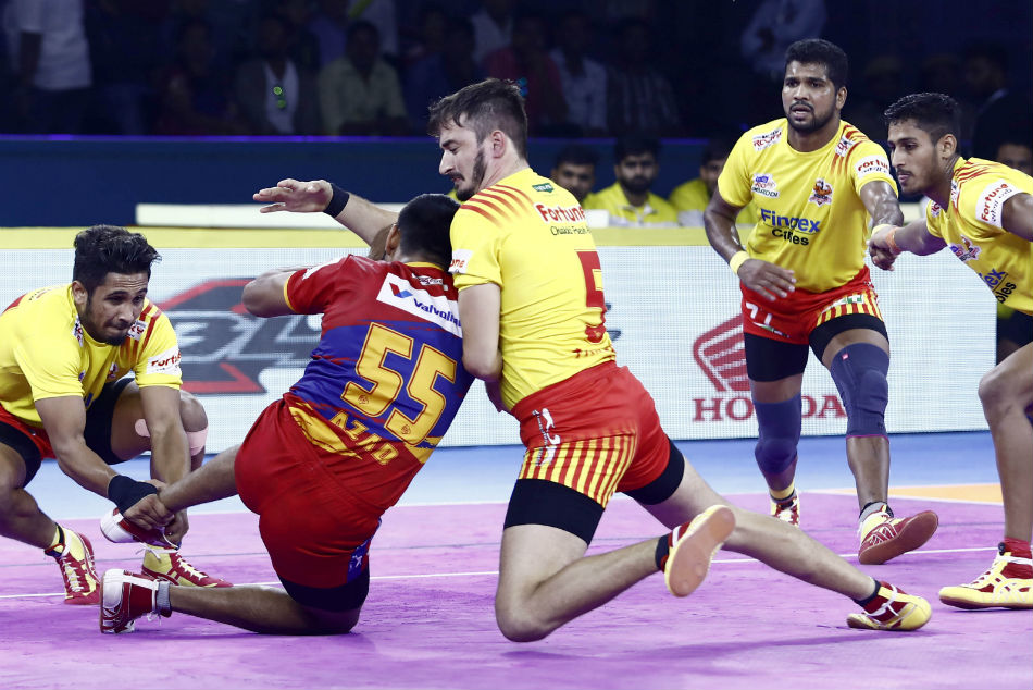 Pro Kabaddi League 2019: Match 100: Jaipur Pink Panthers Vs Gujarat Fortunegiants: Dream 11 Prediction, Fantasy Tips