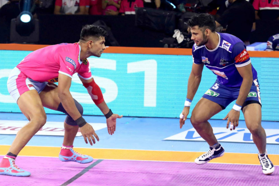 Pro Kabaddi League 2019: Match 84: Haryana Steelers Vs Jaipur Pink Panthers: Dream 11 Prediction, Fantasy Tips
