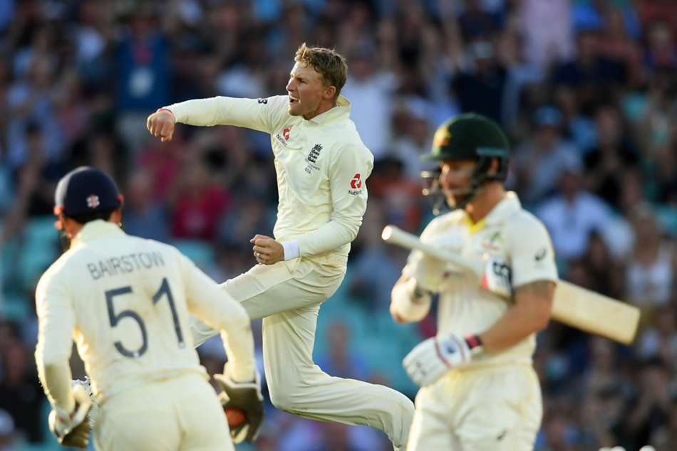Ashes 2019 England Australia Fifth Test Day Four Stuart Broad