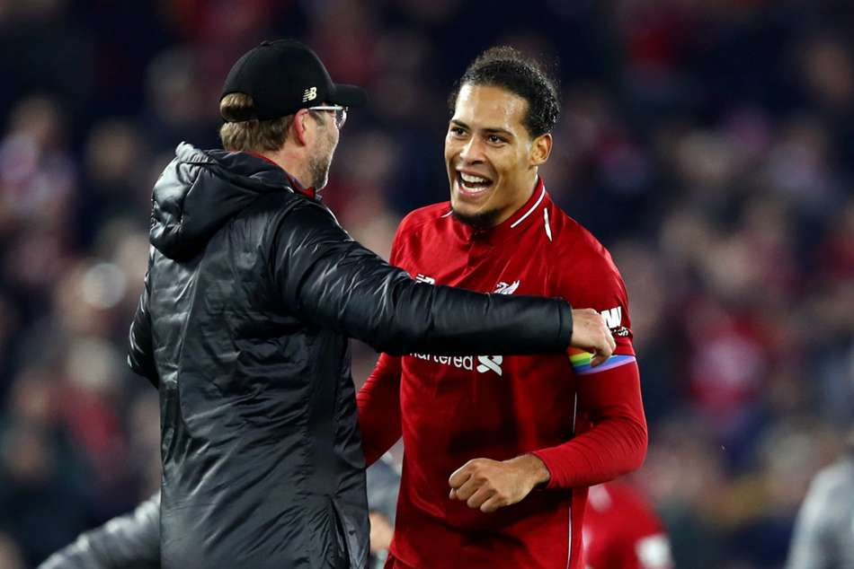 Rumour Has It: Barcelona, Real Madrid targeting Klopp, Van Dijk