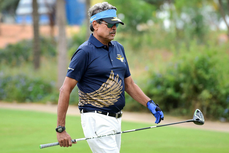 Kapil Dev To Star In Champions Golf Tournament In Pune