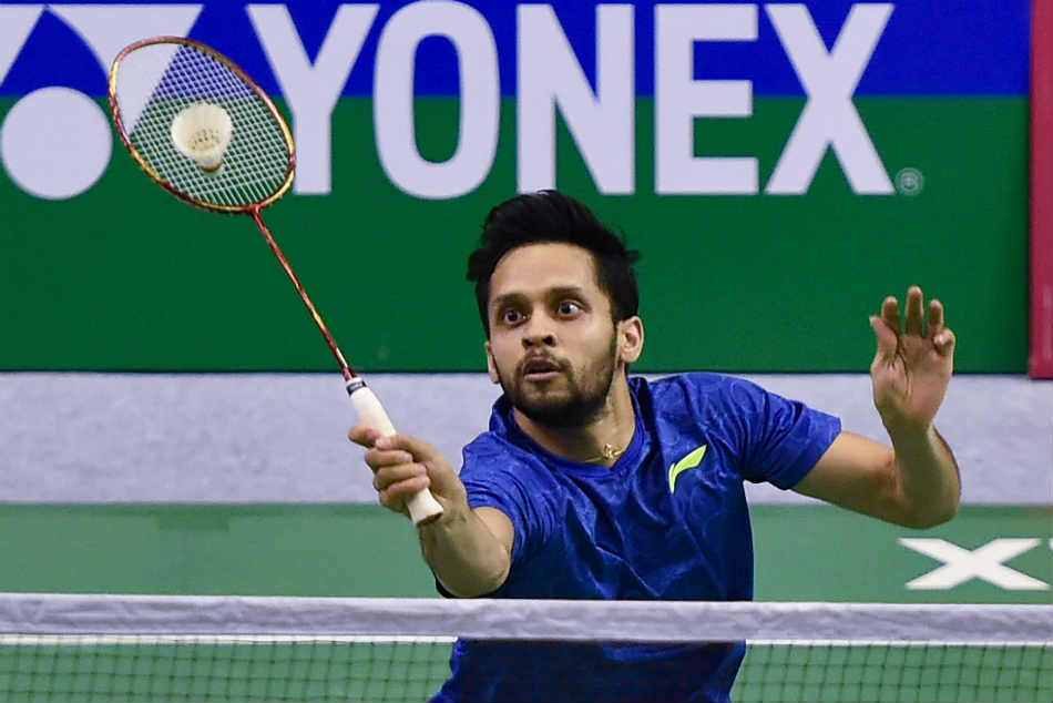 Korea Open: P Kashyap bows out in semis