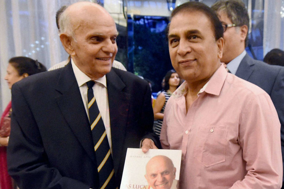 Bcci Condoles Death Of Former India Opener Madhav Apte