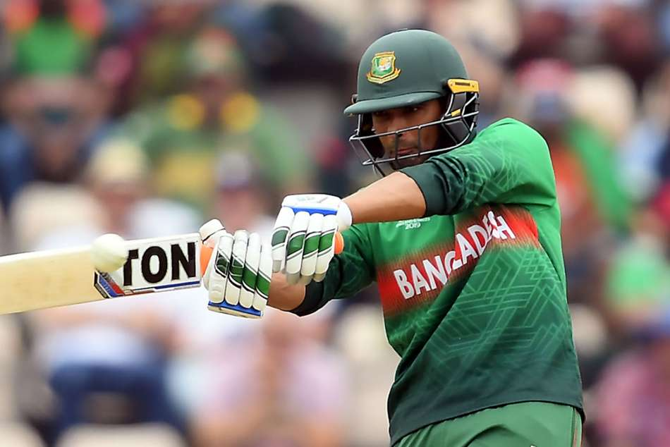 Mahmudullahs knock helped Bangladesh post 175-7