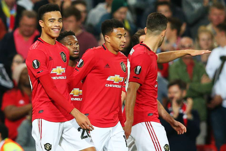 Manchester United 1-0 Astana: Greenwood's first goal settles Group L opener