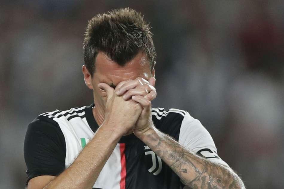 Mandzukic Left Out By Juventus Amid Qatar Transfer Rumour