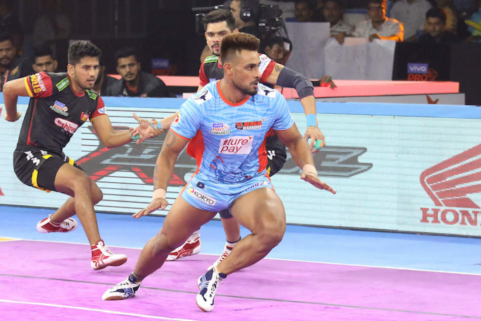 PKL 2019: Hosts Bengal Warriors overcome defending champions Bengaluru Bulls to end home leg on a winning note