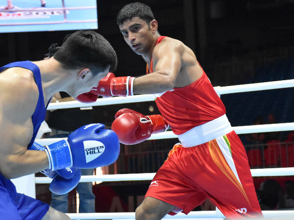 Kaushik eyes maiden medal from the world event