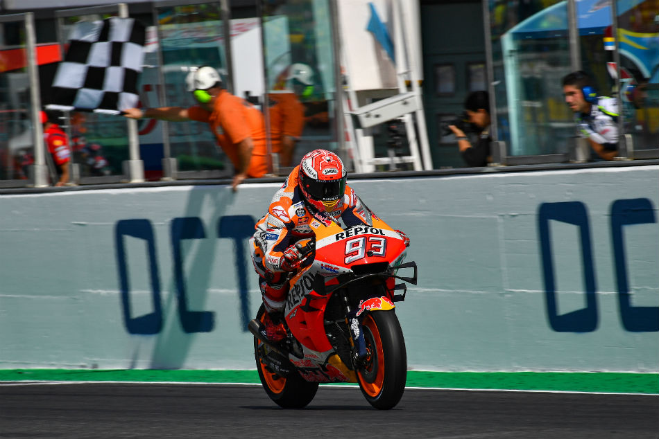 MotoGP analysis: How Marquez won the last-lap thriller in Misano