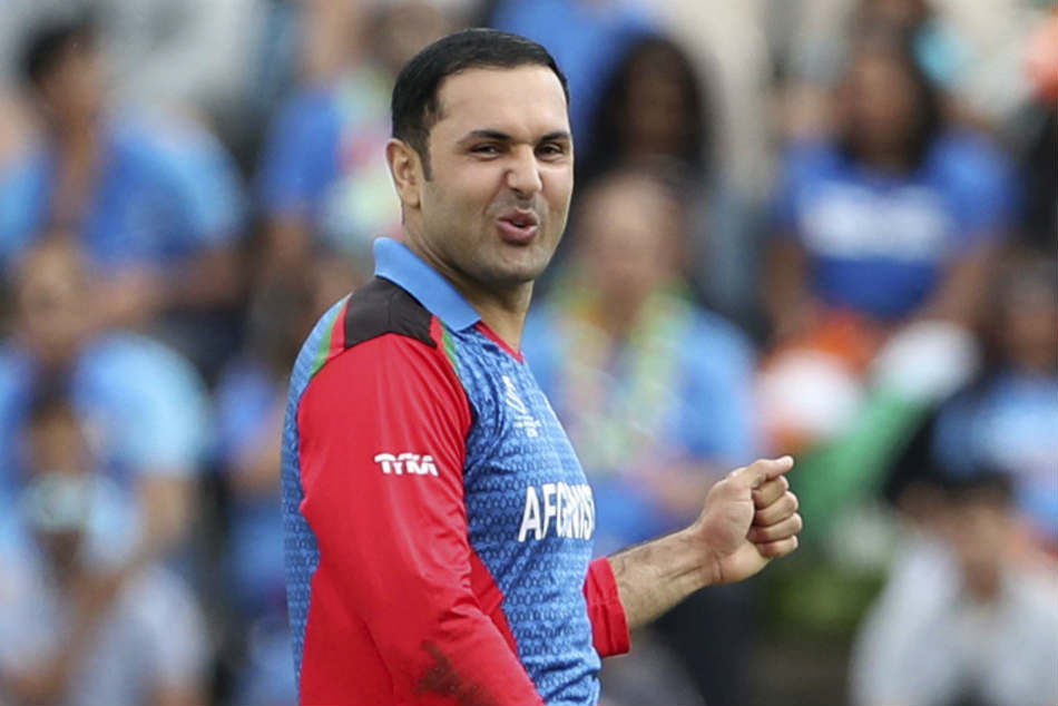 Afghanistans Mohammad Nabi to retire from Test cricket to prolong his ODI and T20I career