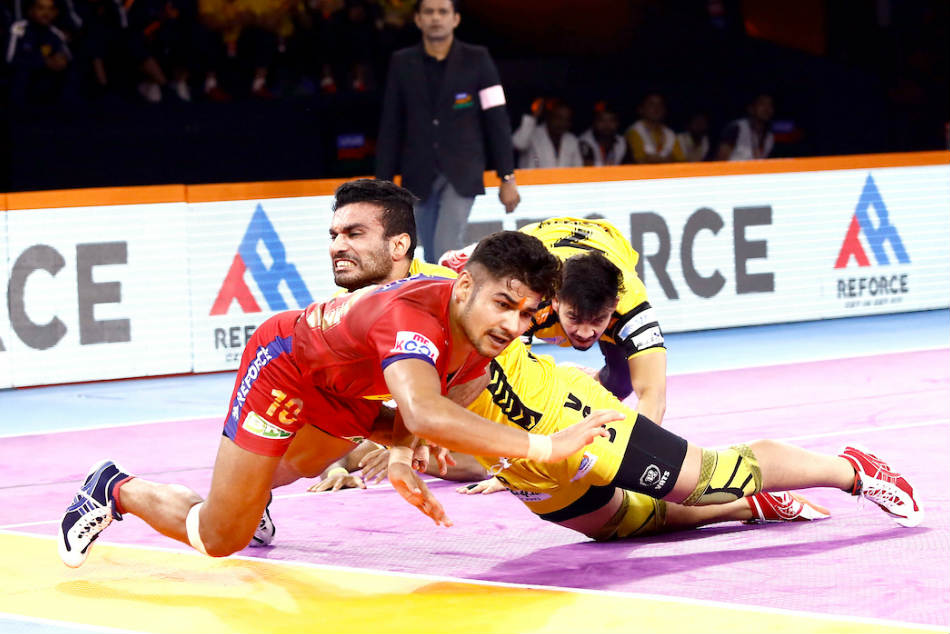 PKL 2019: Dabang Delhi consolidate their position on top of the table following their win over Telugu Titans