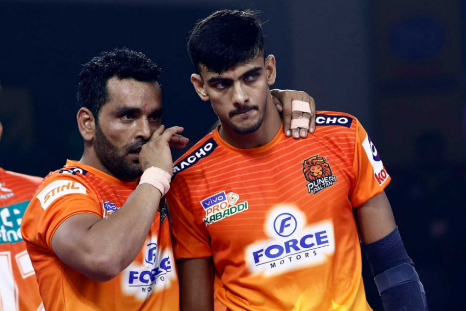 Puneri Paltan look to do the double over Patna Pirates (Image Courtesy: Pro Kabaddi)