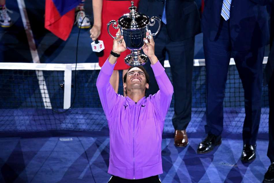 Rafael Nadal captured his fourth US Open title on September 8