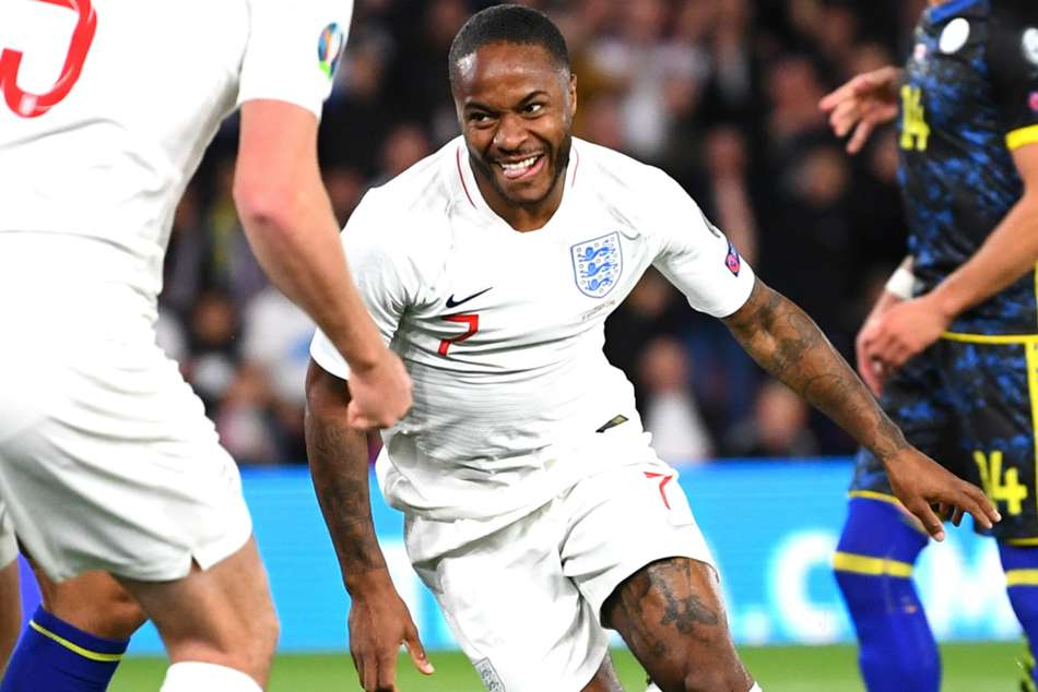 Raheem Sterling scored one and set up three goals for England