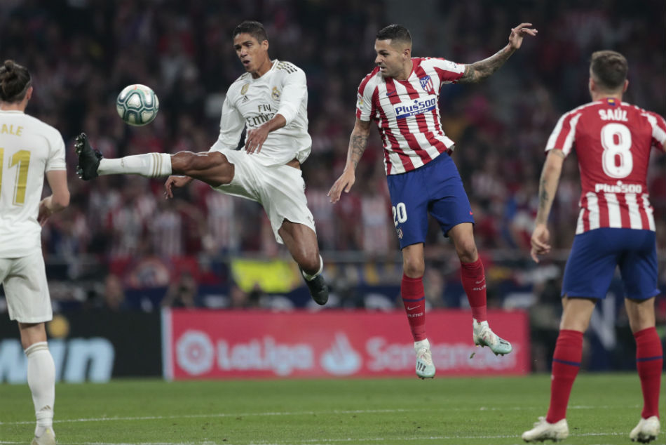 Three major talking points as Atletico and Real Madrid share the spoils in tense derby